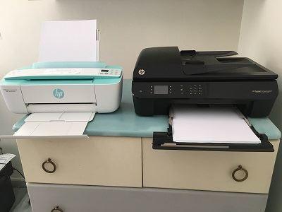 מדפסת HP קטנה1