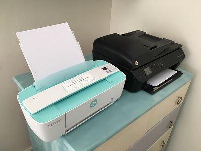 מדפסת HP קטנה 2