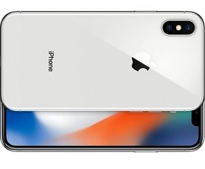 iphone x silver select 2017