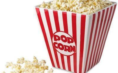 הולכים לסרט? בקרוב לא תצטרכו לשלם על פופקורן