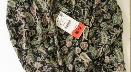 כך קניתי בזארה שלוש חולצות ב-300 שקל במקום ב-730
