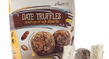 טראפלס תמרים של רפאל'ס: מראה מגרה וטעם עשיר ושוקולדי