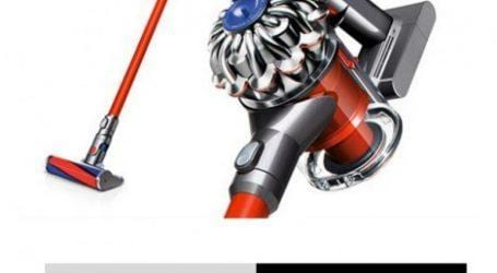שואב אלחוטי V6 דייסון: יתרונות, חסרונות ומחיר