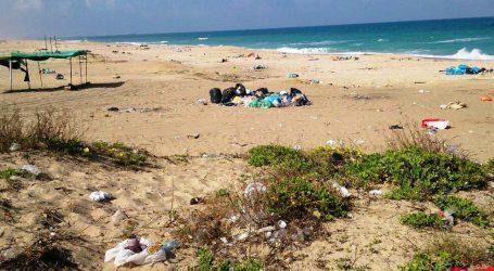 מחפשים חוף נקי? הנה החופים שכדאי להתרחק מהם