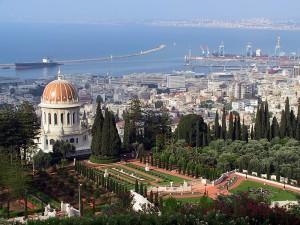 מקדש הבהאים, חיפה