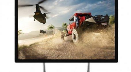 תחרות ל-iMac: מיקרוסופט משיקה את Surface Studio – מחשב דק במיוחד ומשוכלל