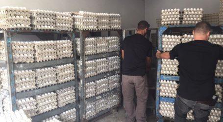 סכנה בדרך לצלחת – ביצים לא מפוקחות ובשר מסוכן למאכל כמעט הגיעו לחנויות