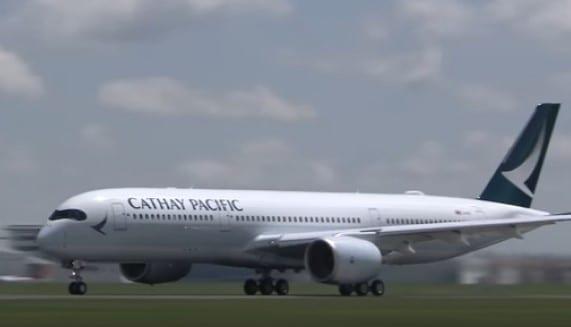 טיסות להונג קונג - קתאי פסיפיק