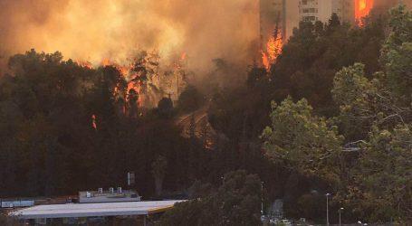 """חברות הביטוח יפצו את נפגעי השריפות על תכולה שלא מכוסה ע""""י מס רכוש"""