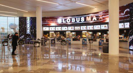 גלובוס מקס פותחת מתחם ענק של בתי קולנוע באושילנד בכפר סבא