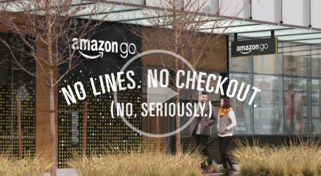 AmazonGo – הסופרמרקט החדש של אמזון: בלי קופות, בלי לעמוד בתור