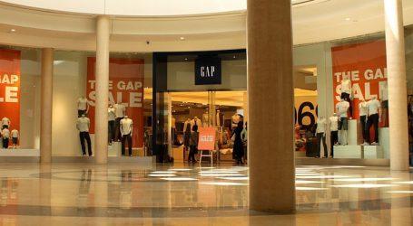 רשת גאפ סוגרת את החנויות בישראל