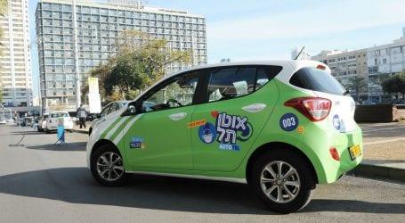 בקרוב אפשר יהיה לנסוע ברכב שיתופי בתל-אביב ואפילו למצוא חניה