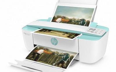 HP דגם DeskJet 3785: חסכונית, אלחוטית, ניידת והכי חשוב – קטנה
