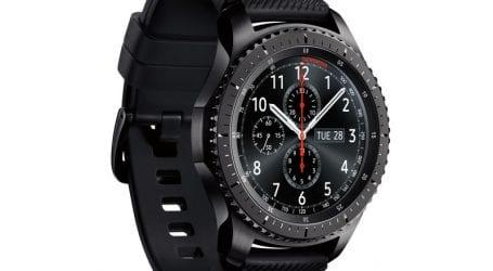 סמסונג Gear S3: שעון חכם יפה עם ממשק מצוין, אבל מבחר האפליקציות הדל