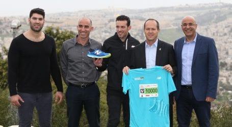 מרתון ירושלים: נותרו 3 ימים להרשמה. מה העלות ומה הפרס?