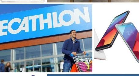 סיכום שבוע: רשת דקטלון בדרך, זארה HOME כבר כאן, רמי לוי מוכר בשמים ולקוחות LG G5 תובעים