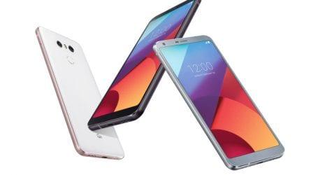 LG ורונלייט מצטרפות לסחף: מוזילות את מכשירי LG, כולל LG G6