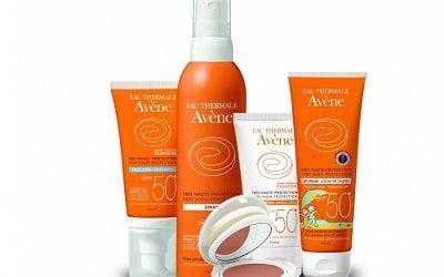 לרגישים שבינינו: AVENE מציעה תכשירי הגנה מהשמש לעור עדין וללא ריח