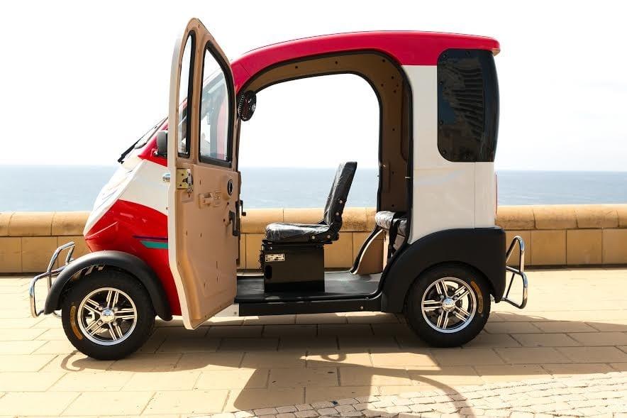 ברצינות חוסכת פקקים ולא מצריכה רישיון - כמה עולה הקלנועית החשמלית (בימבה VO-45