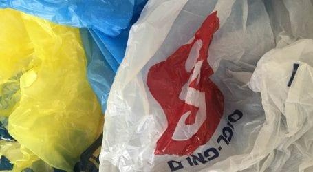 ככה זה כשלא מחלקים שקיות חינם: ירידה של 80% במכירת שקיות פלסטיק