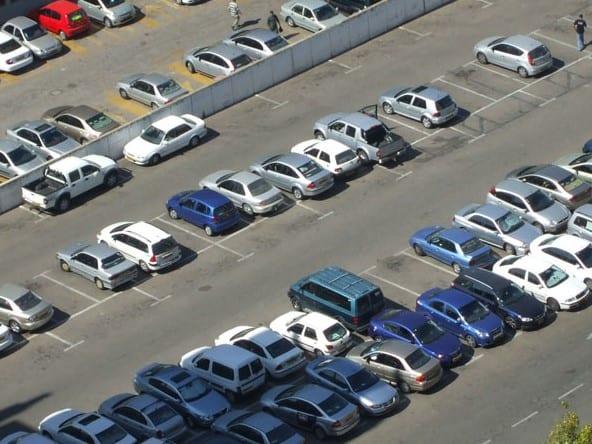Tel Aviv parking lot 2
