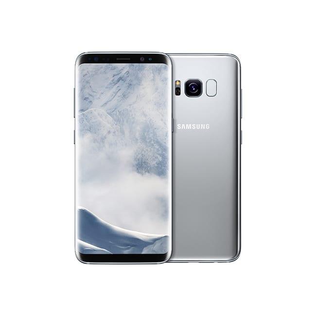 galaxys8 dual silver