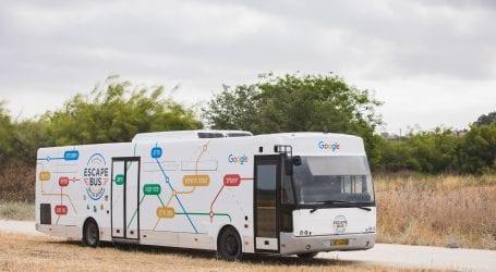 אוהבים חדרי בריחה? ניסינו את אוטובוס הבריחה של גוגל – ואפילו הצלחנו לצאת