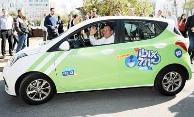 170 מכוניות שיתופיות מתחילות לנסוע ברחבי תל אביב במסגרת תוכנית אוטו-תל