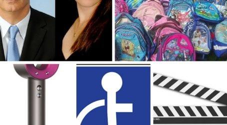 איילת שקד, ניו פארם, אמזון, iShare, וגט טקסי – כולם נפגשו בפואנטה השבוע