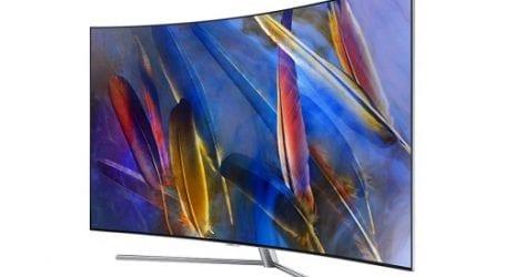 בדקנו: סמסונג Q7 – טלוויזיה חכמה שמאפשרת צפייה גם באור יום