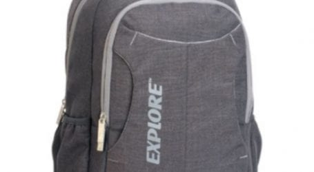 תיק של אקספלור לתלמידי תיכון: גם אופנתי וגם לא הורס את הגב