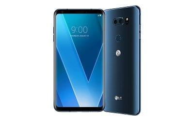 מסך 6 אינץ' איכותי וטעינה אלחוטית: LG V30 הוכרז בתערוכת IFA בברלין
