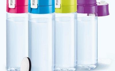 בריטה fill & go: בקבוק רב-פעמי עם מסנן. איך הטעם?