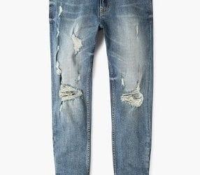 מנגו: ג'ינסים לגברים ב-130 שקל
