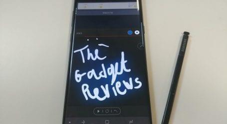 גלקסי נוט 8: מסך ענק, עט מגע ומצלמה מעולה. שווה את המחיר?