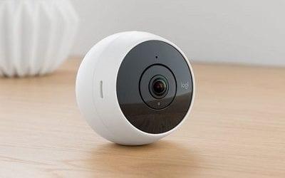 Circle 2 של לוג'יטק: מצלמת אבטחה אלחוטית עם סוללה לזמן ממושך