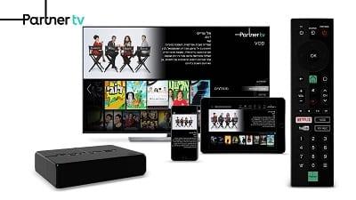 פרטנר TV מדווחת: 30,000 לקוחות וערוץ בידור באפיק 15
