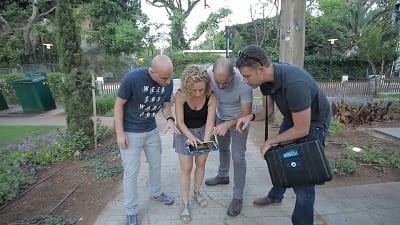 סיטי קווסט בשרונה תל אביב - בילוי משפחתי מאתגר ומהנה