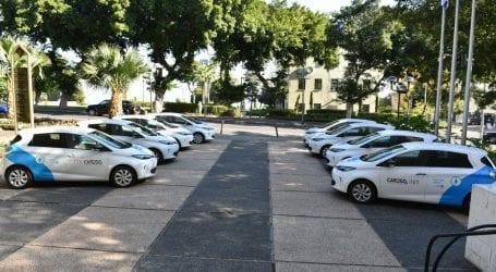 עכשיו גם בחיפה: רכבים שיתופיים להשכרה לפי שעה. משתלם יותר ממונית?