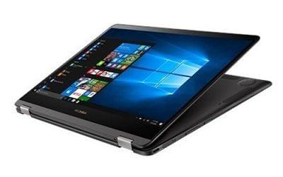 אסוס ZenBook Flip S: לפטופ עם מסך מגע מתהפך, משקל נמוך וסוללה חלשה