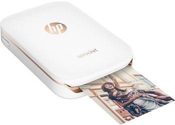 HP השיקה מדפסת כיס קטנטנה שמאפשרת להדפיס תמונות ישירות מהסמארטפון תמונות