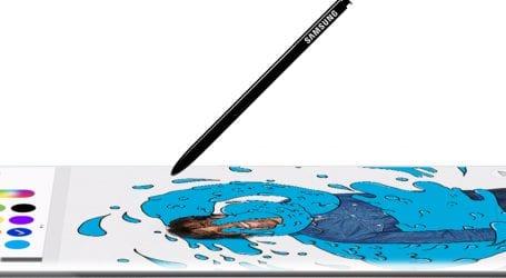 גלקסי נוט 8: העט שעושה את ההבדל