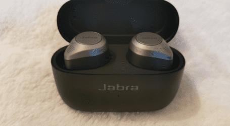 ג'ברה 85t: מי אמר שאוזניות אלחוטיות לא יכולות להיות אוזניות מבטלות רעש מעולות?