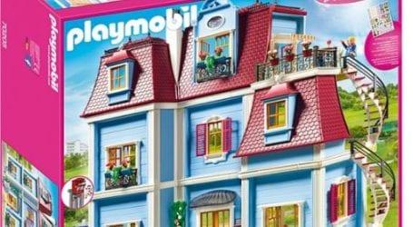 פליימוביל במבצע: בית בובות ענק