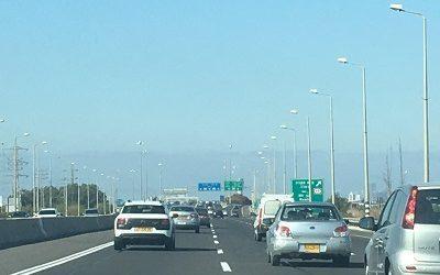 בקרוב: נסיעה בקארפול תאפשר מעבר בנתיב תחבורה ציבורית