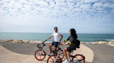שירות MOBIKE הגיע לישראל: אופניים שיתופיים בתעריף נמוך, שאפשר להשאיר בכל מקום