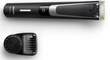 בדקנו: OneBlade של פיליפס – מכשיר גילוח לעיצוב מדויק, קיצור זיפים וגילוח