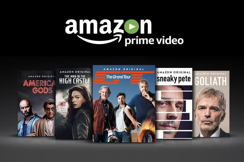אמזון פריים וידאו (Amazon Prime Video)