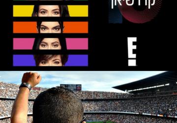 הקרב על הצופים: מונדיאל ב-4K בפרטנר, ערוץ E! בסלקום TV